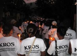 Marcha silenciosa en Jacmel (12 de febrero)