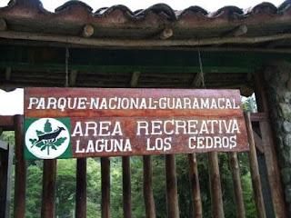Parque Nacional Guaramacal. Venezuela, fotos del parque, Turismo para venezolanos y extrangeros.