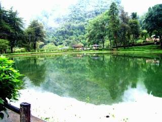 Parque Nacional Guaramacal. Venezuela lindo parque para pasar el día, picnic, fin de semana