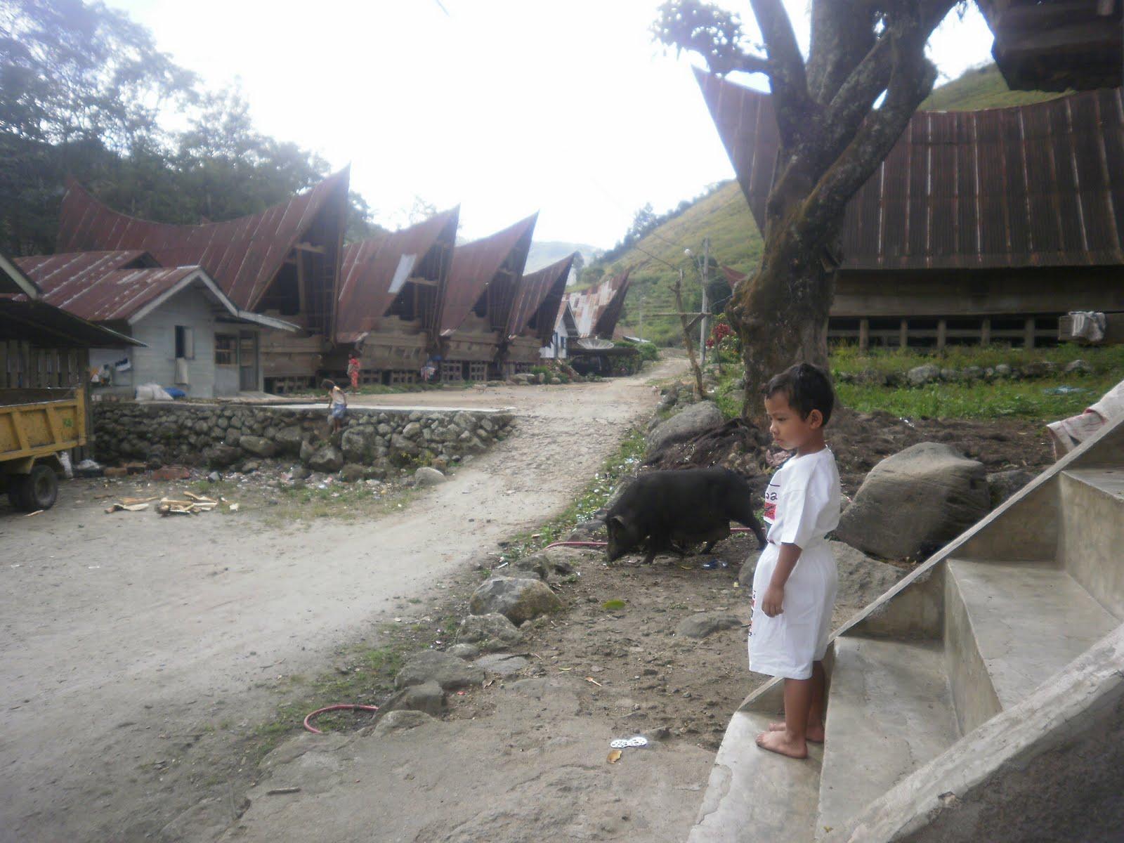 Batak's Village