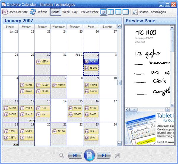 Weekly Calendar Onenote : Onenote template calendar new site