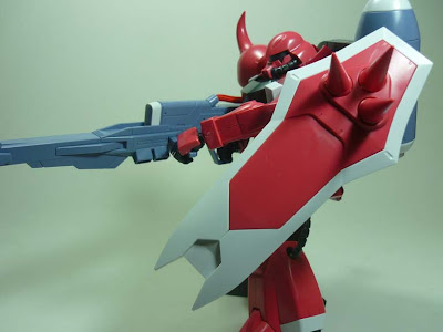 Lunamaria Custom Gunner Zaku