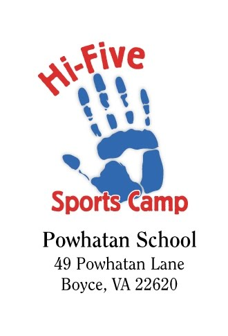 Support Hi-Five Sports Camp