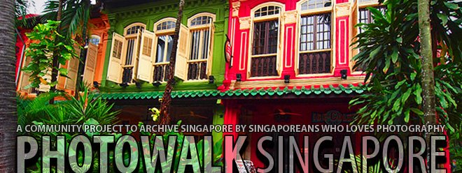 Photowalk Singapore