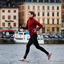 Följ min maratonträning!