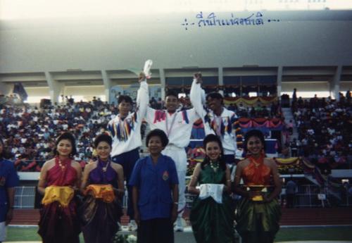 กีฬาแห่งชาติสุพรรณบุรี
