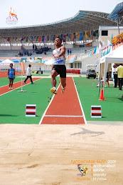 ประมวลภาพการแข่งขันกีฬาเยาวชนแห่งชาติ ครั้งที่ 25  กาญจนบุรี