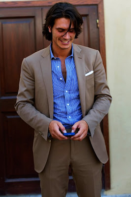 Sartorially Wasted - A Gentlemans Guide To Style: Random
