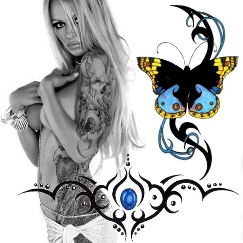 We will be posting some unique looking tattoos under this category for all