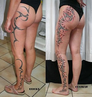 Tattoo Cover Up Ideas