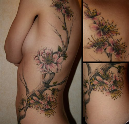 flower tattoo colors. Colors of Flower Tattoo