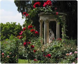 Willowbrook Park The Roman Rotunda