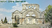 Citadel St. SIMON near AFRIN