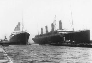 Olympic y Britannic