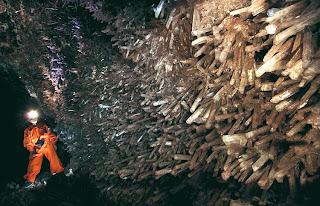Cueva de las Espadas Naica
