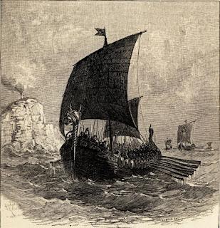 Drakkar Vikingo