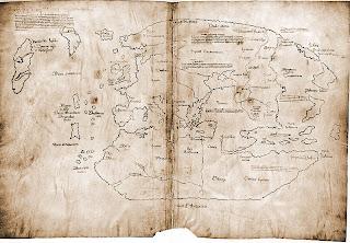 ¿Fue Colón realmente el primero en descubrir América? Vinland_Map_HiRes