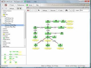 PACS World: Using Mikrotik's The Dude to Monitor Dicom Modalities