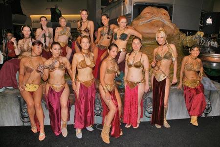 Bikini girls of the lost planet — img 12