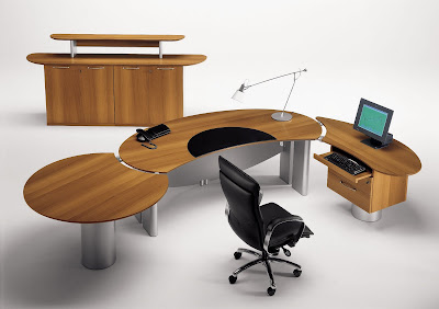 Modern Office Interior ~ Decoration 2012 furniture