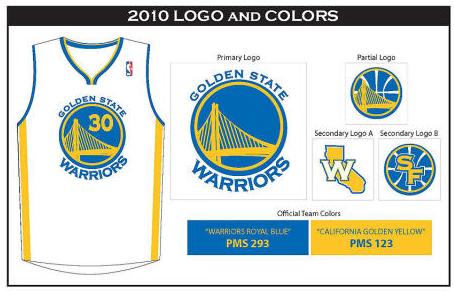 new golden state warriors logo. New G State Warriors Logo