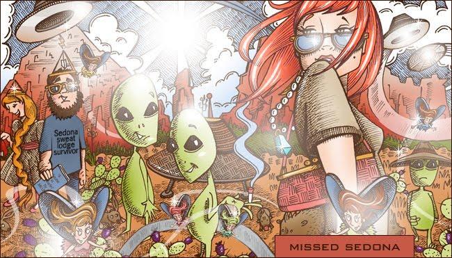 Missed Sedona
