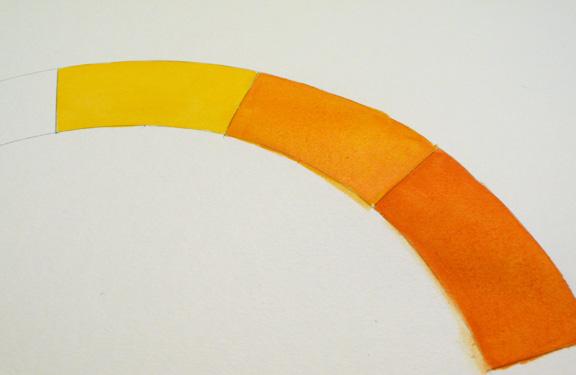tertiary colour wheel. Tertiary Colors