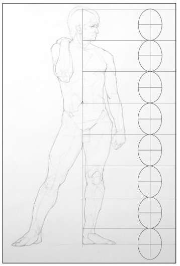 Paint Draw Paint Learn To Draw Drawing Basics Figure Proportions