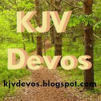 Today's KJV Devos