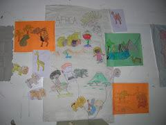 Alguns murals (Àfrica)