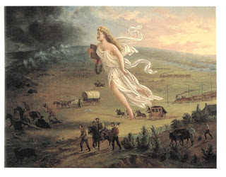 Rainy day thoughts: Manifest Destiny-- illusion or reality?