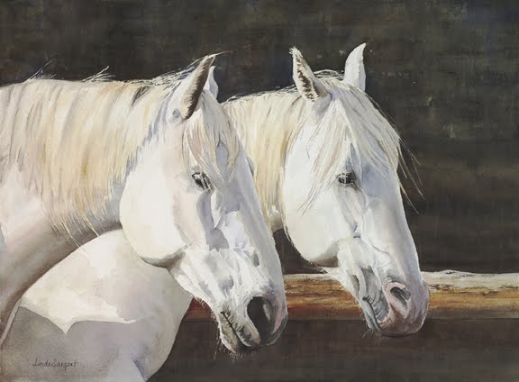 White Horses small