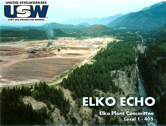 ELKO ECHO, and the Plant Committee at Elko