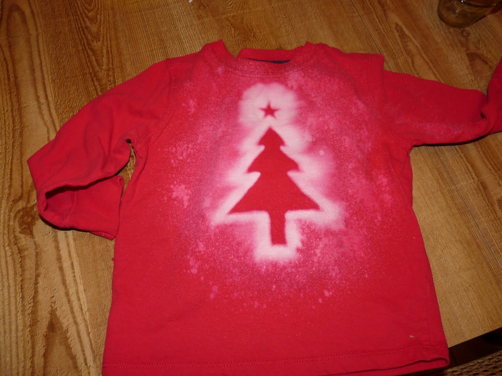 homemade christmas t shirts ideas