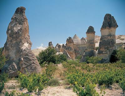 Turismo en la Capadocia, Turquía