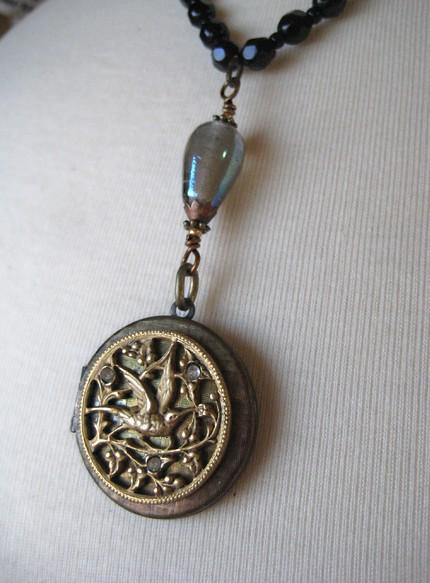 [steampunk+necklace]