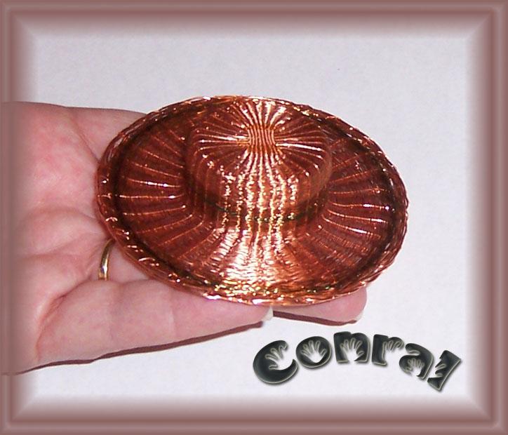 Sue os que despiertan peque os objetos realizados con hilos de cobre - Objetos fabricados con cobre ...