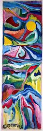 El Jardín de los Sueños (abstracto)