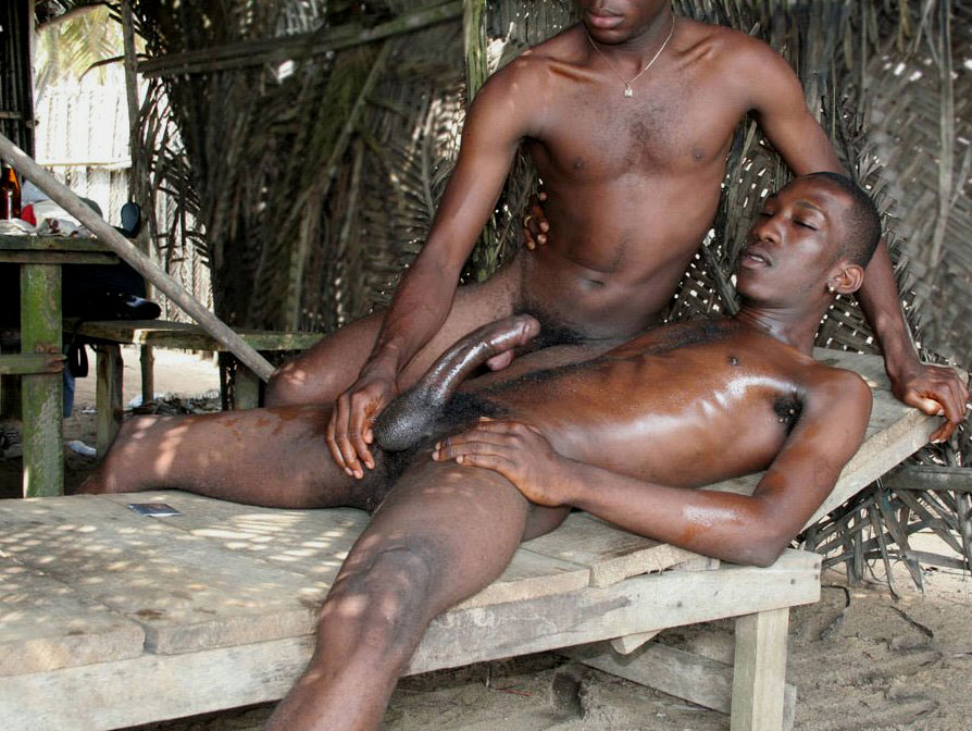 Nude african thanks