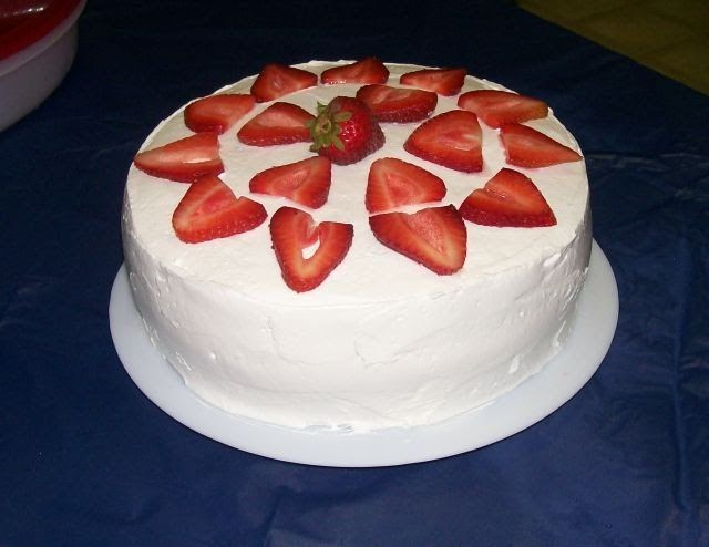 Strawberry Flavour Cake Images : Cakes By Pamela: Flavor! Strawberry