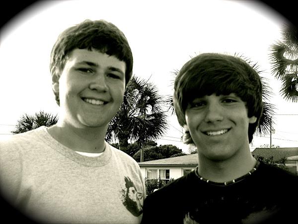 Louis & Mark.