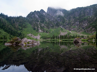 heather lake hikingwithmybrother