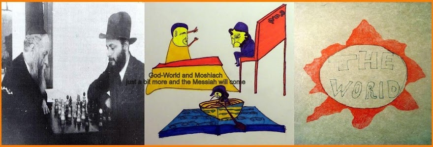 God-World and Moshiach