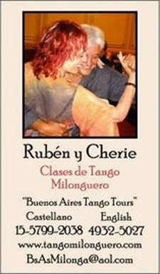 All ABout Tango in Buenos Aires