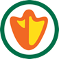 University of Oregon Foursquare badge.