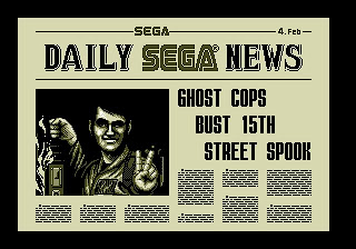 Sega had a brief but unsuccessful stint in the newspaper business.