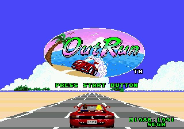 Sega Car Racing Games