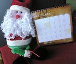 筹募十二个月的祝福,2010 日历
