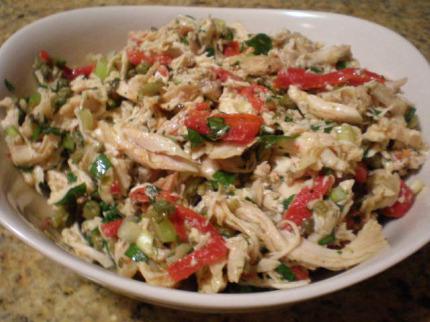 Italian Chicken Salad in Lettuce Cups (Recipe courtesy Giada De ...