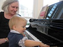Concert pianist?